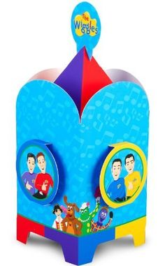 The Wiggles Centerpiece by BirthdayExpress. $6.50. Includes (1) themed centerpiece. This is an officially licensed The Wiggles product.