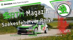 Video Rallye BRR Team 2017., ŠRTH Magazin, Székesfehérvár Rallye Vw Polo R Wrc, Skoda Fabia, Rally, Comic Books, Videos, Autos, Vehicles, Cartoons, Comics