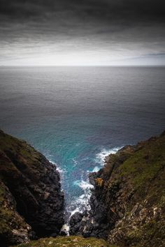 freddie-photography:  Cliffs and the Sea Beyond 2015Adding to...