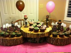 Duck Dynasty Themed Party! Too hilarious!