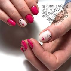 Дизайн Ногтей 2018 Manicures, Nails, Beauty, Finger Nails, Manicure Ideas, Nail Salons, Ongles, Polish, Beauty Illustration
