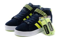 check out d3b75 6e796 Adidas Neo Unisex High Tops Zapatos Armada Lime Trainers F76199 en stock  Adidas Neo, Trainers