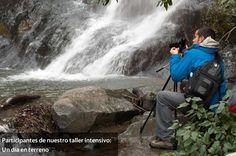 Taller intensivo de fotografía dictado por Pablo Jeffs junto a Fototrekking