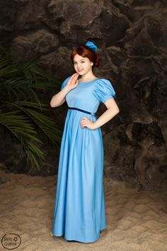 Wendy Darling Cosplay