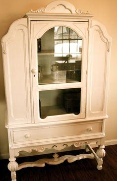 Vintage furniture= my heart