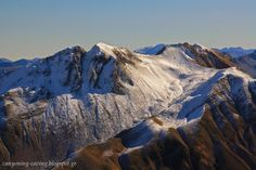 Fourka peak 2050m