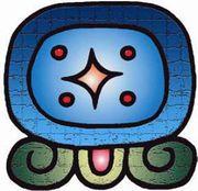20 nahuales maya kalender blog bilder pinterest maya - Cual es el color anil ...