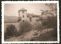 BADALONA. FONT DE LA ROSA. ANY 1954 - Foto 1 Barcelona, Painting, Dads, Pink, Frases, Old Photography, Places, Fotografia, Pictures