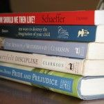 """A """"Challenge"""" for Me...  A great list of books for C.C."""