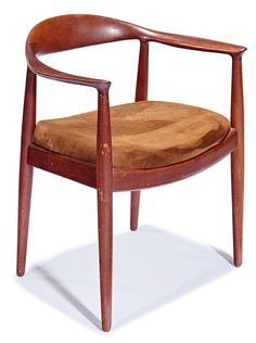 Lot 381 | The chair | Hans Wegner | October 11, 2015 Auction | Los Angeles Modern Auctions (LAMA)