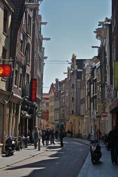 Amsterdam - Netherlands (by Anne Swoboda)