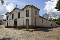 Pirenópolis, Goiás, Brasil - Igreja Nossa Senhora do Carmo