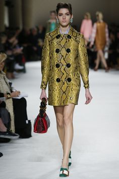 Miu Miu READY-TO-WEAR, ПАРИЖ