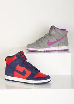 I'm not a big sneaker fan but these r cute, i like the top one, better!