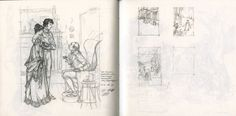 Emma Sketch 3 by Himmapaan on deviantART