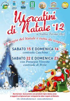 Mercatini di Natale 2012 a Vallio Terme http://www.panesalamina.com/2012/5434-mercatini-di-natale-a-vallio-terme-2.html#