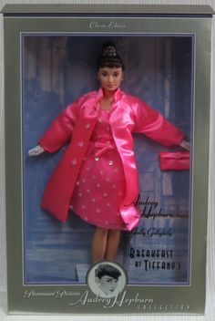 Agtoyland - Barbie Audrey Hepburn Doll in Breakfast At Tiffany's, $78.99 (http://agtoyland.com/barbie-audrey-hepburn-doll-in-breakfast-at-tiffanys/)
