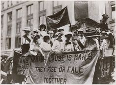 In this activity, students will analyze documents pertaining to the woman suffrage movement as it intensified following passage of the 15th Amendment that guaranteed the right to vote for African American males. Documents were chosen to call attention to the struggle's length, the movement's techniques, and the variety of arguments for and against giving women the vote.
