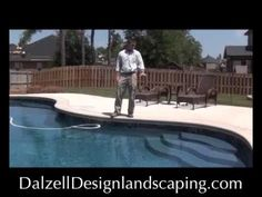 Dalzell Design also specializes in pool design and installation. This was done in Augusta GA Call today for your free consult.