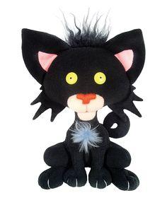 Look at this #zulilyfind! Bad Kitty 8'' Plush Toy by MerryMakers #zulilyfinds