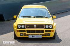 1994 Lancia Delta - Delta HF Integrale Limited edition Giallo Ginestra 1/220…