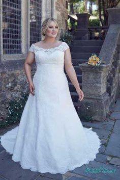 Plus size wedding dresses Melbourne - Bridal Gowns - Sizes 16 to 34