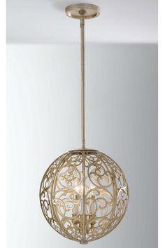 Ava Pendant - Pendant Lighting - Ceiling Fixtures - Lighting | HomeDecorators.com