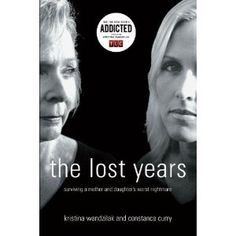 """I recommend everyone read this... and in particular if you are dealing with a drug addiction, or have a friend or family member addicted to drugs. Great story of a girl who comes of out it and makes something of herself and a mother who has to learn how to give """"tough love"""" to save her daughter. Plus, it is a quick read!"""