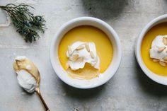 Juniper-Honey Pots de Crème on Food52