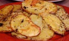 Recette : Pommes de terre aux fines herbes.