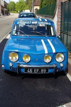 Vintage Motorcycles 593349319636475301 - Renault 8 Gordini 1300 Source by Vintage Sports Cars, Vintage Cars, Ford Mustang Gt, Impala Chevrolet, Rallye Automobile, Bmw Old, Models Men, Porsche, Ferrari
