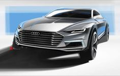 Audi Prologue Offroad