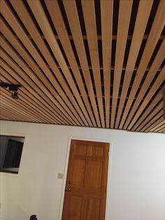 More Information Ceiling Slats