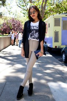 9 Jeanius Street-Style Snaps Straight From Levi's Plaza!