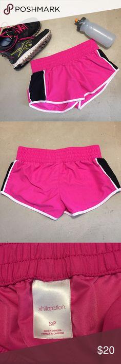 Cute Workout Shorts Hot pink workout shorts 💖 Xhilaration Shorts