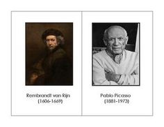 Famous Artists Combination Bundle