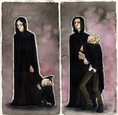 Draco meets teddy .. Captbexx deviant art