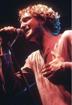 Layne Staley 1967-2002. Died from a speedball; the combined injection of cocaine and heroin. Aged 34.