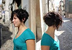 concave curly hairstyles - Google Search
