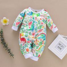 Tattooed Walrus with Cute Hat 2PCS Newborn Baby Print Cotton Short Sleeve Bodysuits+Bibs Set