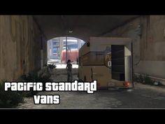 GTA 5 The Pacific Standard Job Setup   Vans