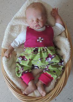 Strampler - Baby Strampler Hafenkitz - ein Designerstück von made-by-RiAnn bei DaWanda