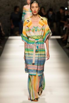 Missoni Spring 2015 Ready-to-Wear - Collection - Gallery - Look 1 - Style.com