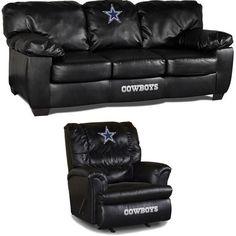 Dallas Cowboys NFL Champion Fan Cave Set