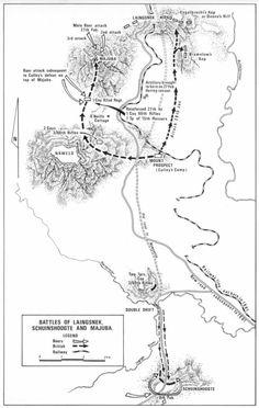 Feb Boers defeat British in the Battle of Ingogo (Battle of Schuinshoogte)