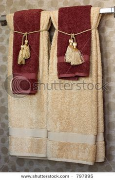 Towels Bathroom