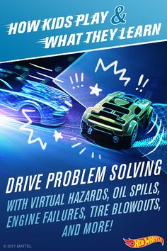 The immersive Ai Intelligent Race System teaches kids important skills through play. Hot Wheels, Monster Trucks For Sale, Oil Spill, Street Racing, Diesel Trucks, Counselling, Educational Activities, Homemade Gifts, Problem Solving