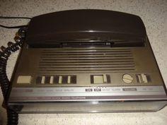 Vintage General Electric AM/FM Alarm Clock Radio Phone Telephone Combo 7-4719B - http://electronics.goshoppins.com/vintage-electronics/vintage-general-electric-amfm-alarm-clock-radio-phone-telephone-combo-7-4719b/