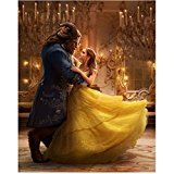 Get This Special Offer #6: Beauty and the Beast (2017) 8 inch x10 inch Photo Emma Watson & Dan Stevens Dancing in Ballroom Pose 1 kn