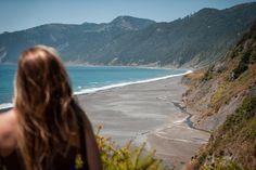 Visiting Black Sands Beach on California's Lost Coast